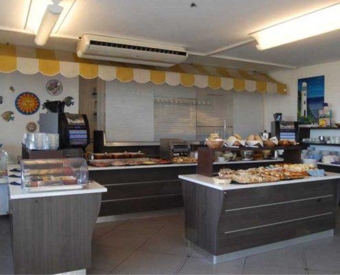 buffet colazione prodotti contract