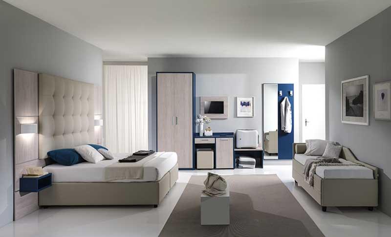 camere per hotel modello Londra